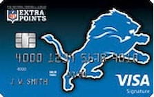 detroit lions credit card