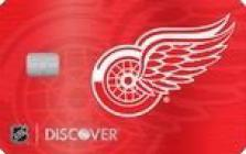 detroit red wings credit card