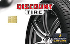 discount tire direct credit card