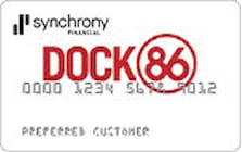 dock86 credit card
