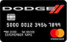 dodge credit card