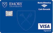 emory university credit card