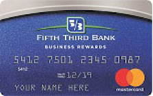 fifth third bank business rewards card