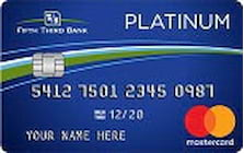 fifth third bank secured mastercard credit card