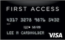 first access visa card