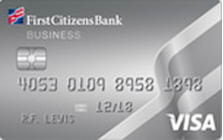 first citizens optimum rewards business visa card