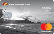 first hawaiian bank business mastercard