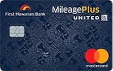 first hawaiian bank united mileageplus credit card