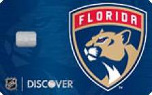 florida panthers credit card
