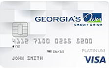 georgia s own credit union platinum credit card