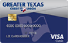 greater texas federal credit union platinum credit card