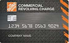 home depot business credit card
