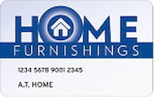 home furnishings credit card