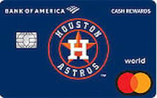 houston astros credit card