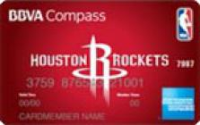 houston rockets credit card