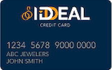 iddeal jewelry credit card
