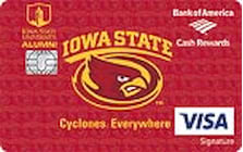 iowa state university credit card