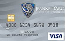 jeanne d arc credit union low rate credit card