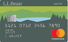 ll bean credit card