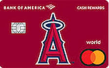 los angeles angels credit card