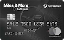 lufthansa miles and more credit card
