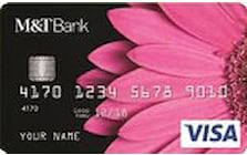 m t visa credit card