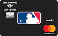 major league baseball credit card