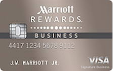 Marriott rewards business credit card reviews marriott business credit card reheart Image collections