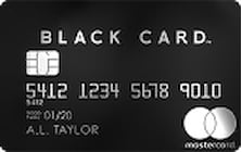 mastercard black credit card