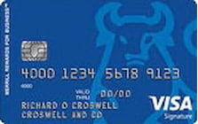 merrill business credit card