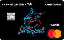 miami marlins credit card