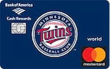 minnesota twins credit card
