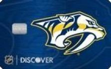 nashville predators credit card