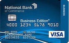 national bank of commerce business edition credit card
