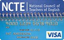 national council of teachers of english select rewards visa platinum card