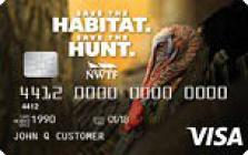 national wild turkey federation credit card