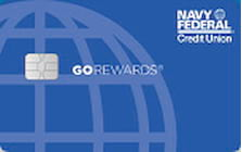 navy federal credit union go rewards credit card