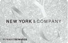 new york company credit card
