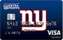 new york giants credit card