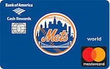 new york mets credit card