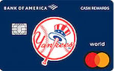 new york yankees credit card