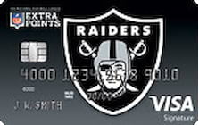 oakland raiders credit card