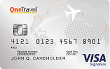 onetravel credit card