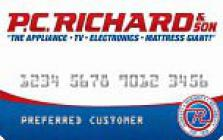 pc richard and son credit card