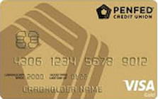 pentagon federal credit union gold credit card