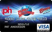 planet hollywood credit card