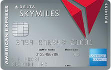 platinum delta skymiles business credit card from american express - American Express Business Credit Card