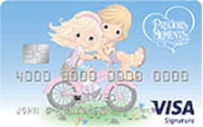 precious moments credit card