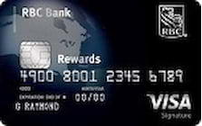 rbc bank visa signature credit card