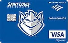 saint louis university credit card